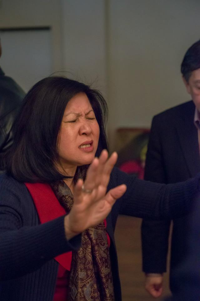 Pastor Daphne Tuck Yoong