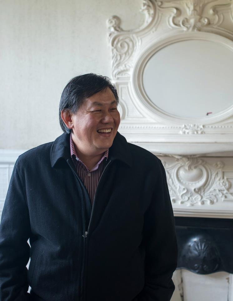 Pastor Yang Tuck Yoong