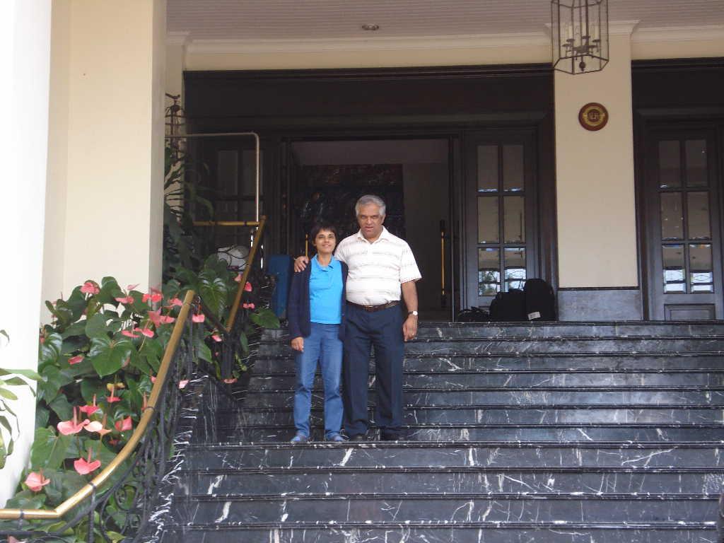 Anton & Saida's wedding anniversary