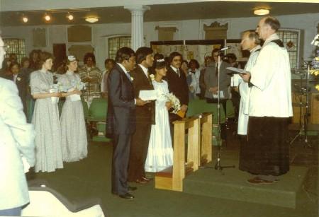 Anton & Saida's wedding
