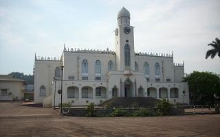 Saida's former mosque