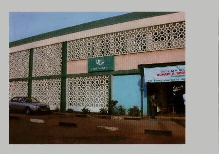 Saida's former school