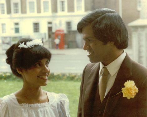 Anton & Saida's wedding reception