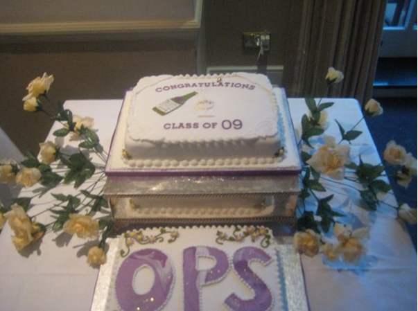 Old Palace Cake